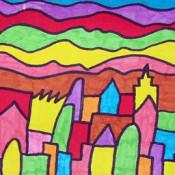 Яскравий настрій. 10 кольорвих міст Європи