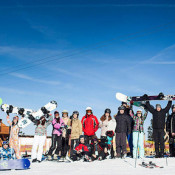 Знижки на гірськолижні курорти від 2999 грн (150 євро за 6 днів)