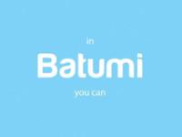 "Чим зайнятись у Батумі? Або ""In Batumi you can!"""