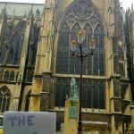 Мец, Франция. Если не ошибаюсь, собор Святого Стефана