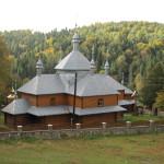Церква в селі Бубнище Долинського р-ну